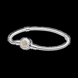 Bracelete Crie & Combine - Pandora Signature Pandora