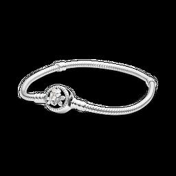 Bracelete Crie & Combine - Poesia Das Flores Pandora