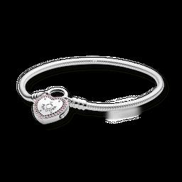 Bracelete Crie & Combine - Promessas De Amor Pandora