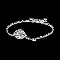 Bracelete Ajustável Raízes Do Amor Pandora