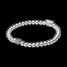Bracelete Esfera Brilhante Pandora
