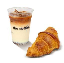 Bebida + Croissant