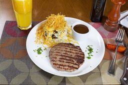 Steak Burger Grelhado