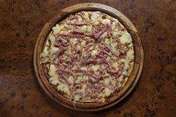 Pizza de Presunto