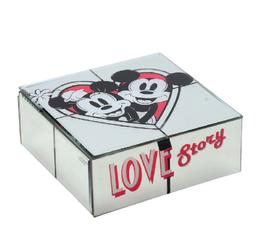 Porta Jóias Love Story Disney