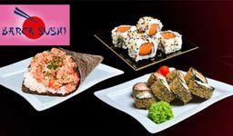 Combo Já São 5 da Manhã - Temaki Sushi