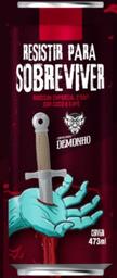 Cerveja Resistir para Sobreviver - Demonho