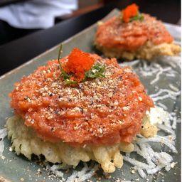 Tempura Shissô Spicy Tuna