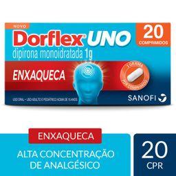 Dorflex Uno Enxaqueca 20 Comprimidos