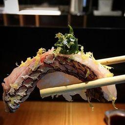 Sushi de Pargo