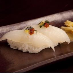Sushi de Linguado
