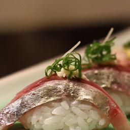 Sushi de Carapau