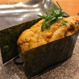 Sushi de Ouriço