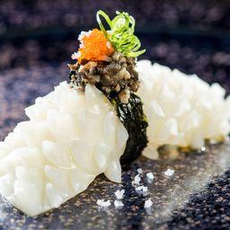 Sushi de Lula Trufada
