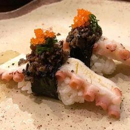 Sushi de Polvo Trufado