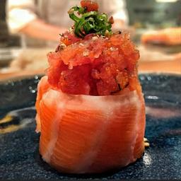 Sushi de Spicy Tuna