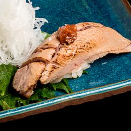 Sushi de Atum ao Maçarico