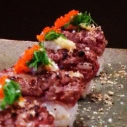 Sushi de Wagyu