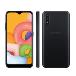 Smartphone Galaxy A01 Core Preto