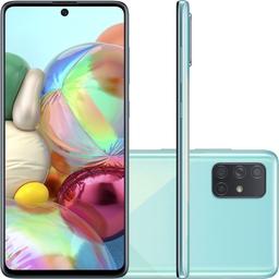 Smartphone Galaxy A71 128Gb Azul