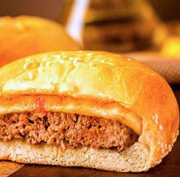 Cheeseburger de Forno