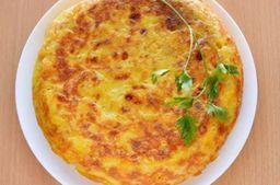 Omelete Cheese Light