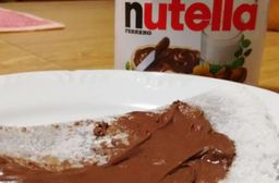 Tapioca de Nutella