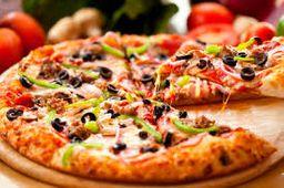 Pizza Americana - 8 Fatias