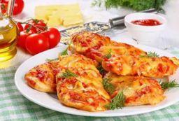 Frango à Pizzaiolo