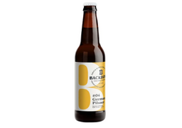Cerveja Backbone #04 German Pilsner 355 mL