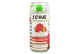 Cerveja Three Monkeys I'm F#cking Sour 473 mL
