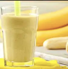 Vitamina de Banana com Aveia 400ml