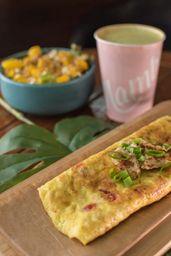 Combo Omelete e Salada