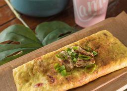 Omelete de Frango Padrão