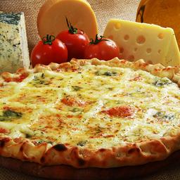 2x1 Pizza Grande Quatro Queijos