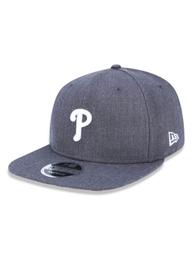 Boné 9Fifty Aba Reta Aberto Original Fit Philadelphia Phillies