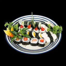 Combinado Vegetariano - 20 Unidades