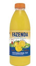 Suco de laranja fazenda 900 ml