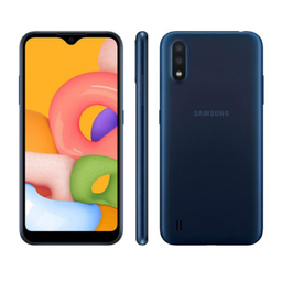 Smartphone Samsung Sm-A013M Galaxy A01 Core 32Gb Azul
