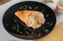 Temaki Gourmet Salmão Grelhado