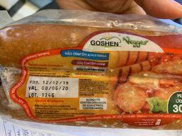Linguiça de Soja Goshen Congelada - 300g