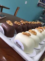 Camafeu de Chocolate Branco - 1 Unidade