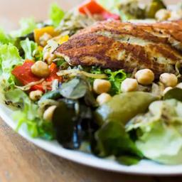 07 - salada tilápia grelhada