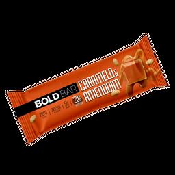 Barra Proteica Bold Caramelo & Amendoim
