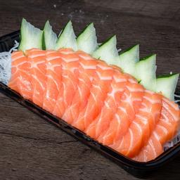 Sashimi de Salmão - 10 Unidades