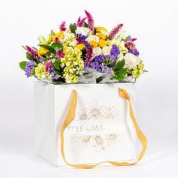 Tetê Castanha Flowers Bag Especial Dia das Mães IV