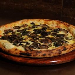 Pizza Shitake - Individual