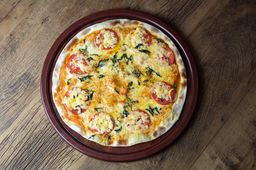Pizza Marguerita do Mosquito