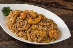 Noodles de Frutos do Mar