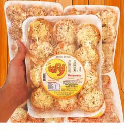 Pizza mista ou mussarela- 24 unidades